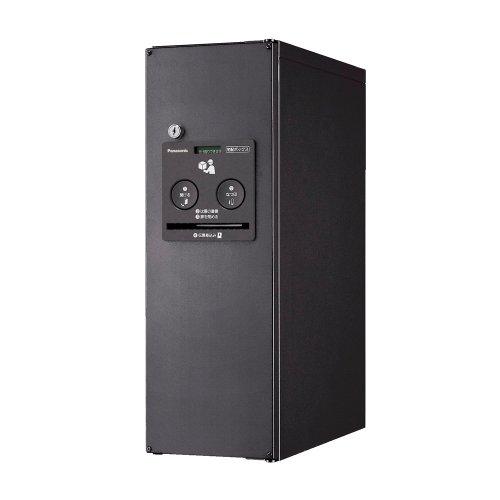 RoomClip商品情報 - パナソニック(Panasonic) 宅配ボックス COMBO スリムタイプ 前出し 右開 メタリックグレー CTNR4010RH