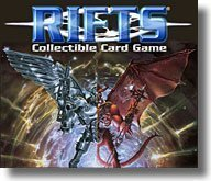 Rifts Collectible Card Game Booster Pack PDN 90004 by Palladium [並行輸入品]