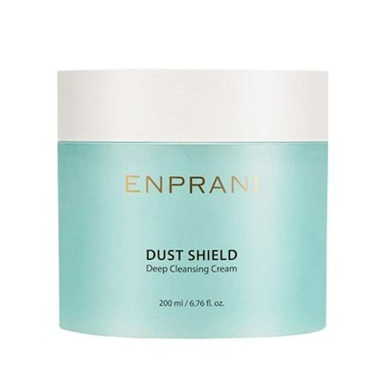 音楽を聴く対称農夫ENPRANI Dust Shield Deep Cleansing Cream エンプラニ ダストシールドディープクレンジングクリーム200ml [並行輸入品]