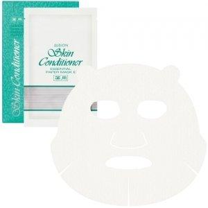 アルビオン 薬用スキンコンディショナー エッセンシャル ペーパーマスク E 12ml×8枚入