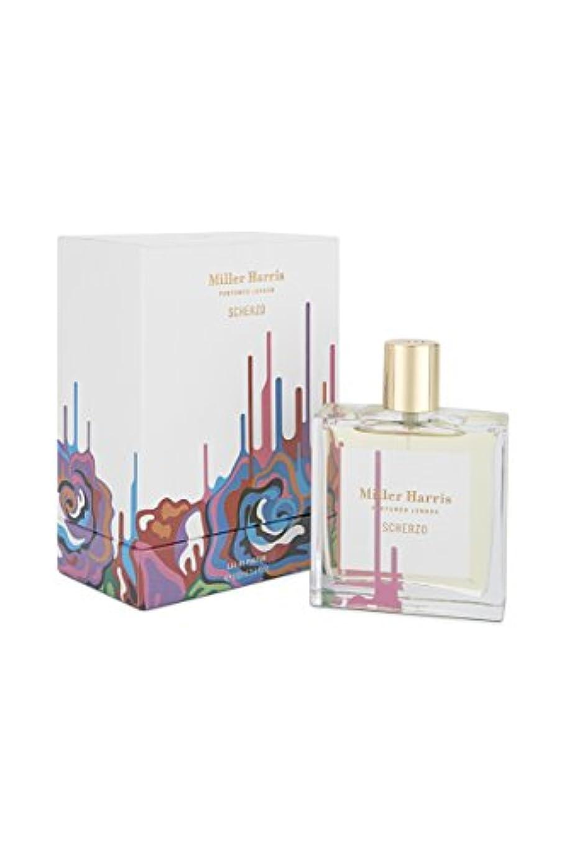 愛国的なミケランジェロペレグリネーションミラーハリス Scherzo Eau De Parfum Spray 100ml/3.4oz並行輸入品