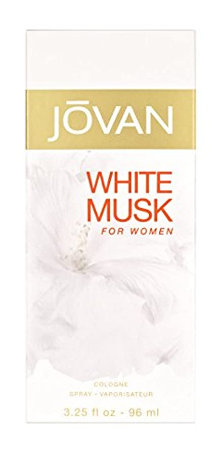 回る動物ジレンマ【ジョーバン】ホワイト ムスク フォーウーマン EDC 96mL(並行輸入品)
