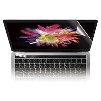 (21個まとめ売り) エレコム MacBook Pro 13インチ タッチバー付 保護フィルム 防指紋エアーレス 光沢 EF-MBPT13FLFANG