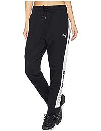 [PUMA(プーマ)] レディースセータージャンプスーツ Modern Sport Track Pants Cotton Black XL