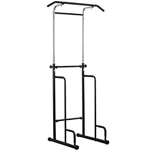 ALINCO(アルインコ) 懸垂マシン 頑丈肉厚メタルパイプ仕様 高さ202-222cm FA900A チンニングスタンド ぶら...