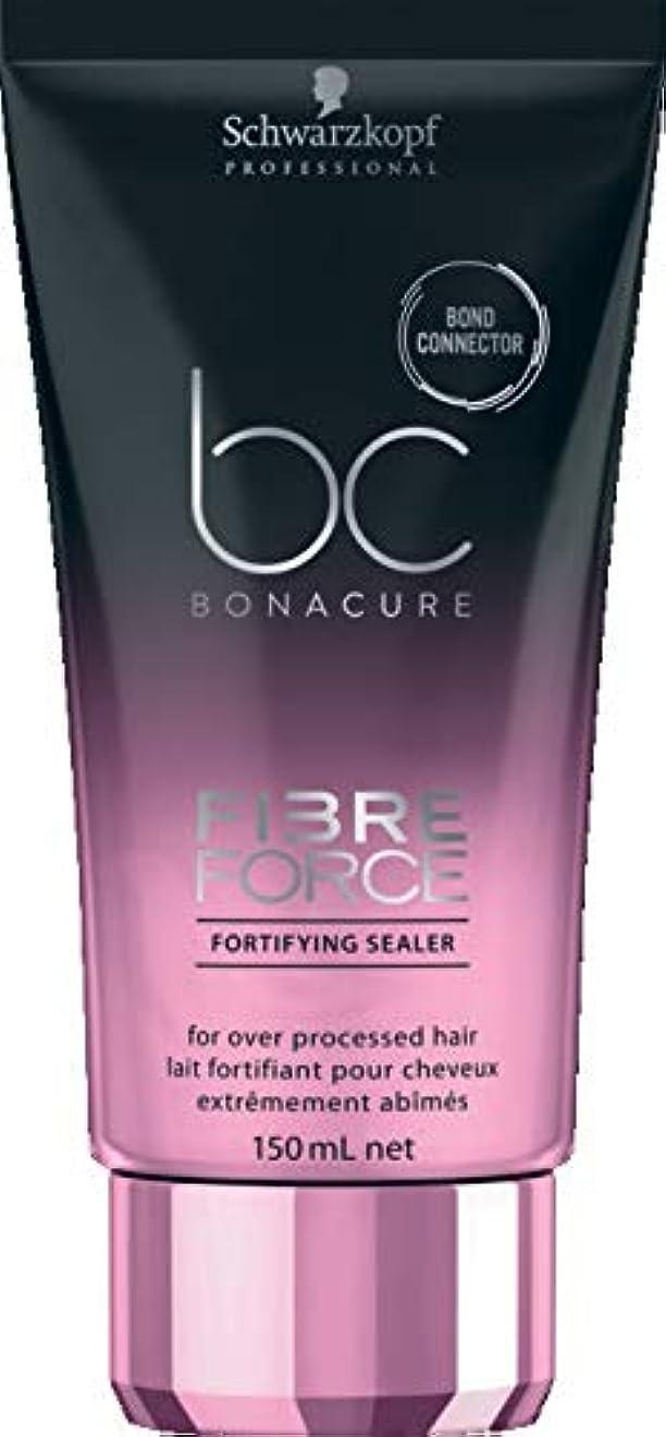 哀れな注入魅了するシュワルツコフ BC Bonacure Fibre Force Fortifying Sealer (For Over-Processed Hair) 150ml/5.07oz並行輸入品