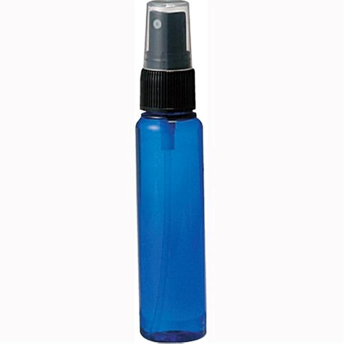ダイバー有毒ラジウム生活の木 青色PET スプレー容器 50ml