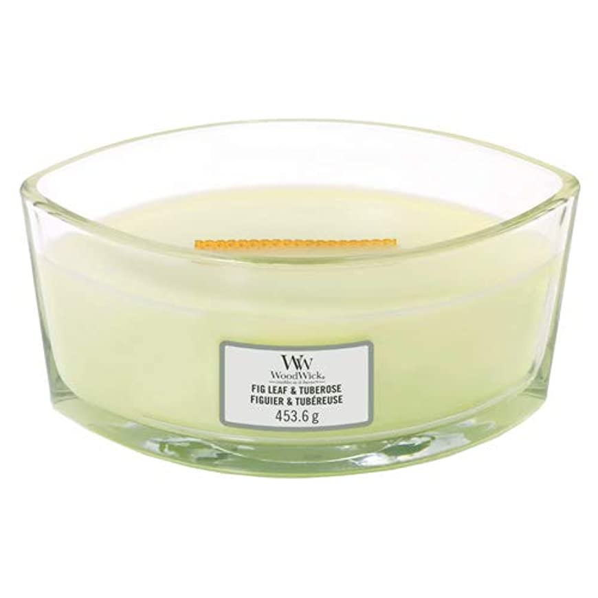アイスクリームオート疑問に思うWoodWick Radish and Rhubarb Hearthwick Scented Jar Candle