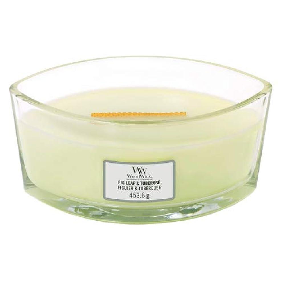 夫婦添加剤お勧めWoodWick Radish and Rhubarb Hearthwick Scented Jar Candle