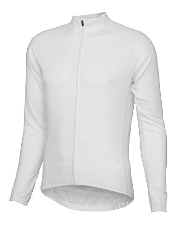 プレゼント寄付する滅びるウェルクルズ(Wellcls) メンズ 長袖 サイクルジャージ サイクルウェア 自転車 ロードバイク サイクリング サイクリングジャージ サイクリングウェア 春夏用 シャツ