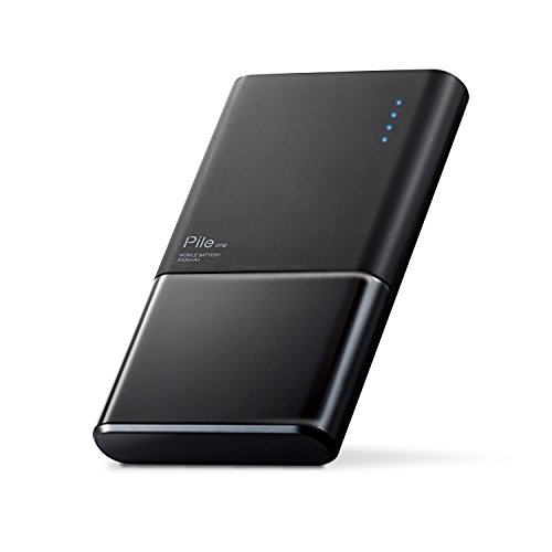 ELECOM (エレコム) モバイルバッテリー B07D5H2D7N 1枚目