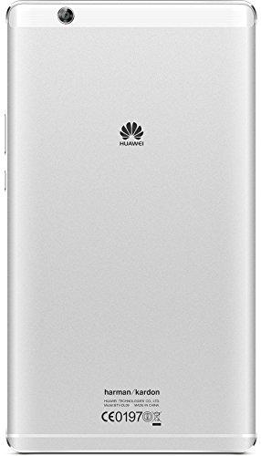 Huawei 8.4型 タブレットパソコン MediaPad M3 LTE 4G-32G/シルバー ※LTEモデル 【日本正規代理店品】