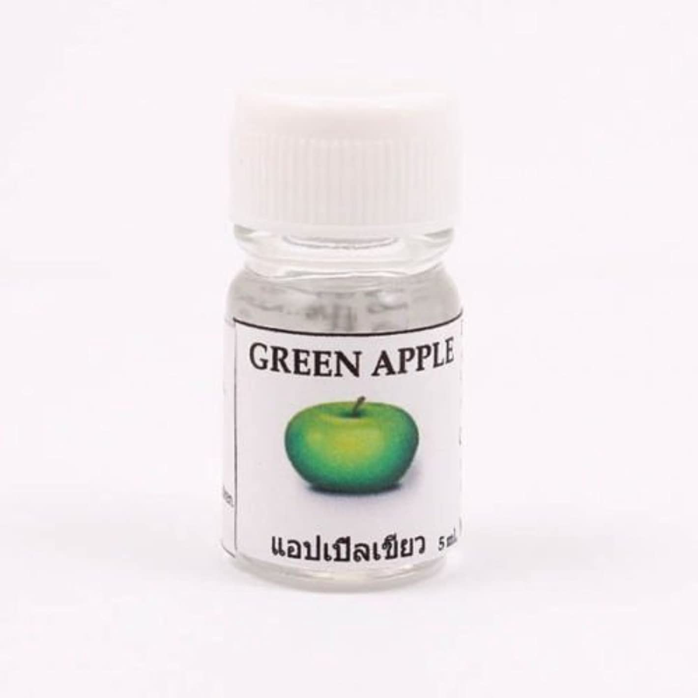 セーブ受け入れる助手6X Green Apple Aroma Fragrance Essential Oil 5ML Diffuser Burner Therapy