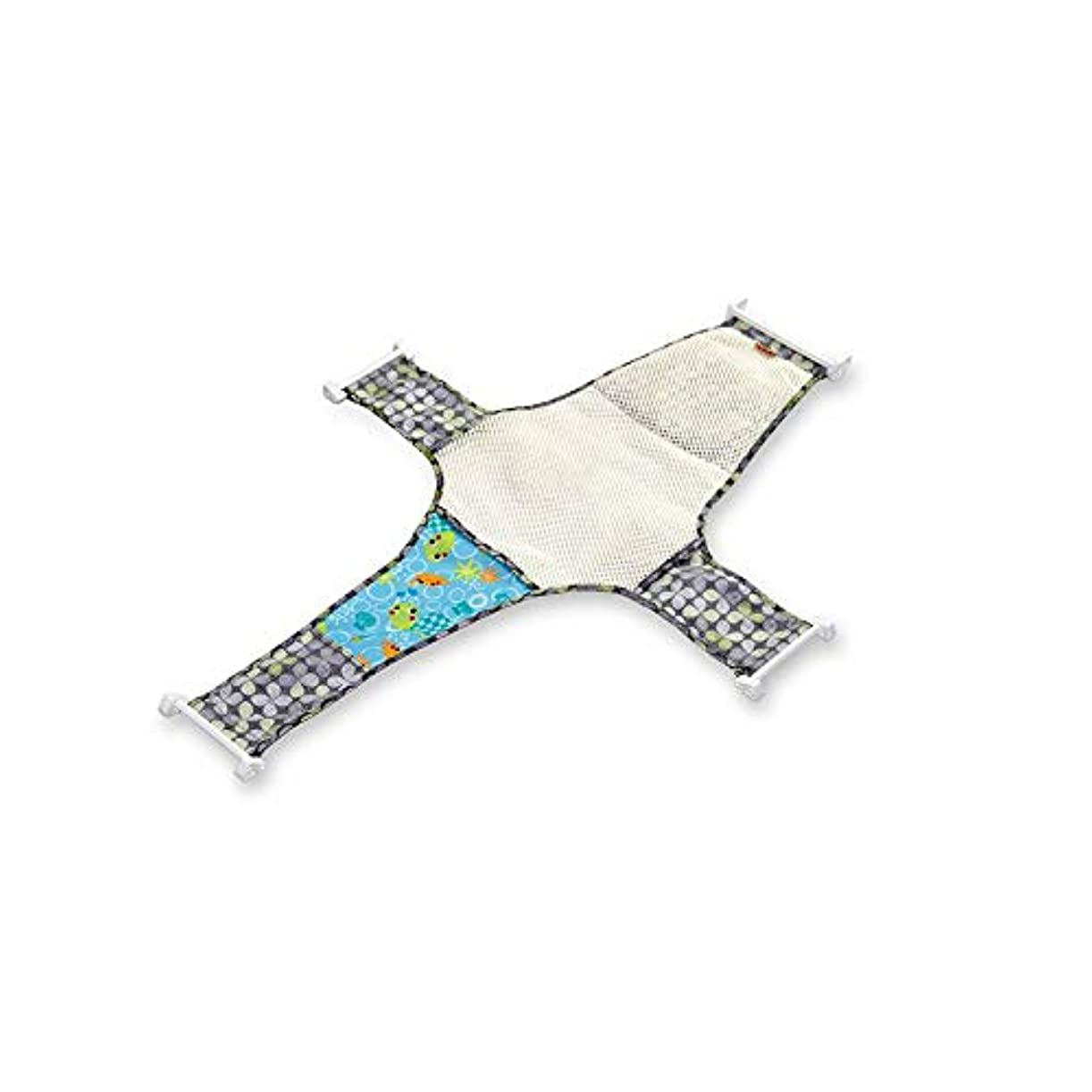 避難する素晴らしき現実にはOnior調整可能 十字メッシュ パターン バスタブ 座席 スタンドネット 滑り止め 浴槽網 耐久性