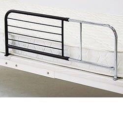 スライドベッドガード 横伸縮 ホワイト
