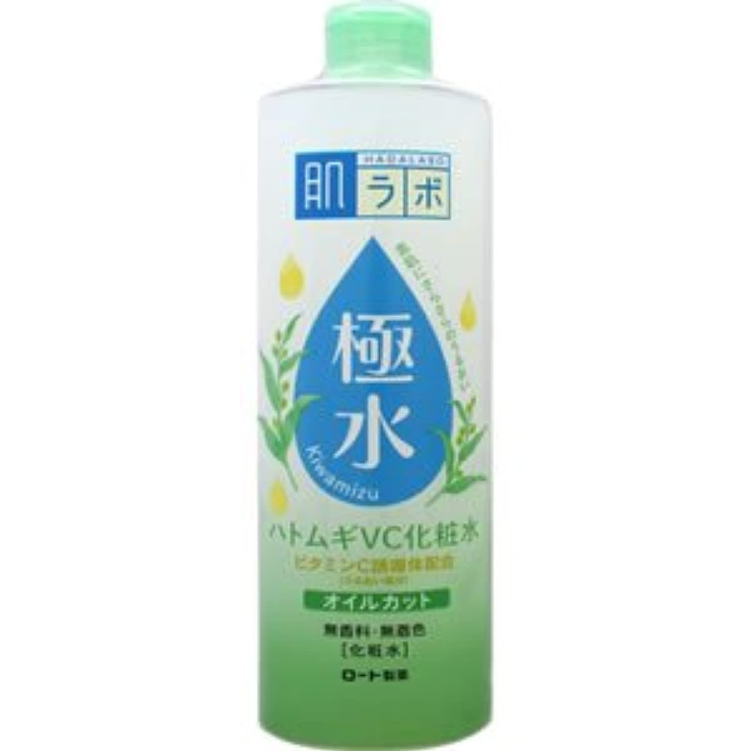 北米高度もの(ロート製薬)肌研 極水ハトムギVC化粧水 400ml