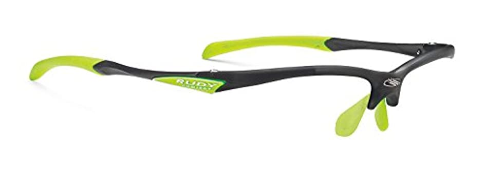 純正ハードリングフルーツRUDY PROJECT(ルディプロジェクト) ロードバイク スポーツ眼鏡 サイクリング 自転車 フィット感 調整可能 スポーツメガネ 視力矯正 近視 インパルスSUF 03 フローズンアッシュフレーム 03F3340087EEE
