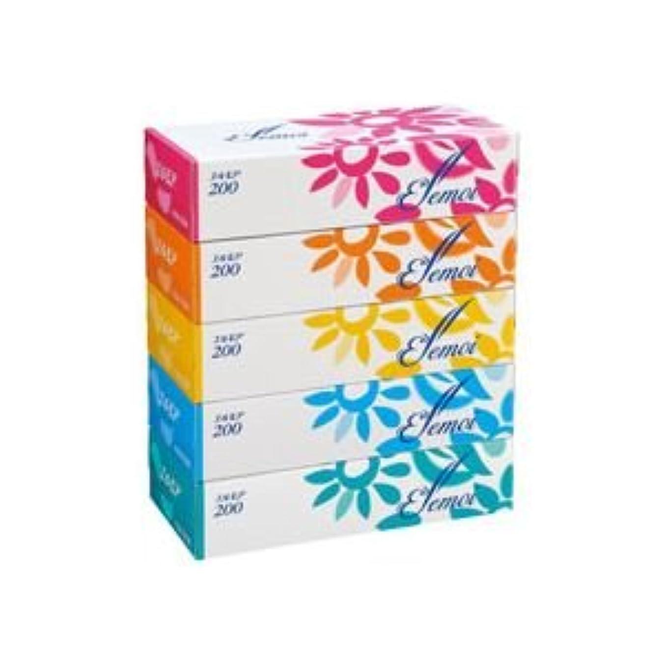 魔女十億ミュージカルエルモアティシュー 200組 5箱入×12パック