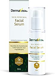 DermaVeen Daily Nourish Intense Moisturizing Facial Serum, 30ml