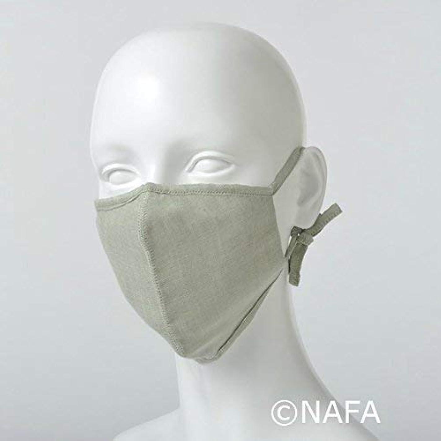 せっかち大陸のスコアTAKEFU 竹のうるおいマスク ユニセックス 若竹(わかたけ) フリーサイズ (竹布 マスク)