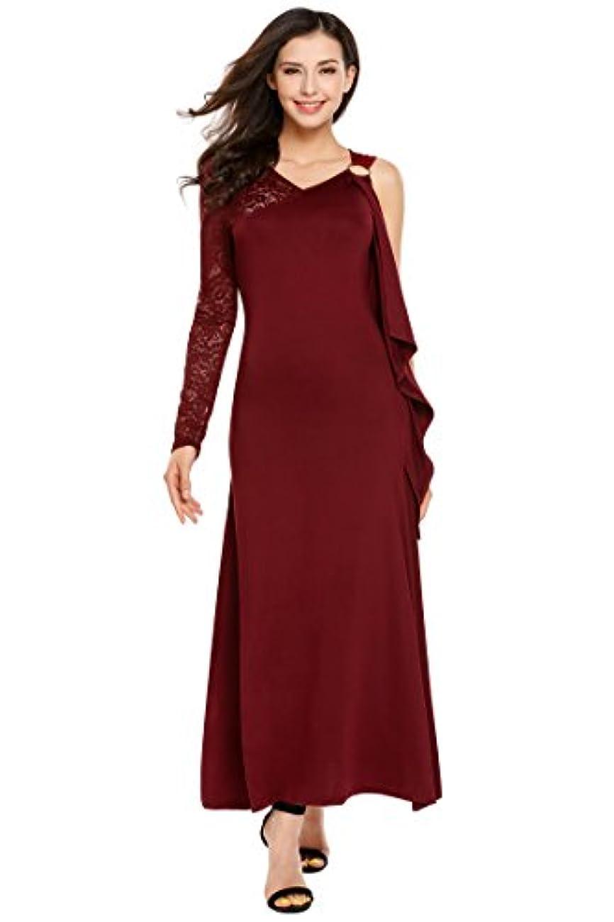 ファイアル首謀者建設ANGVNS DRESS レディース US サイズ: M カラー: レッド