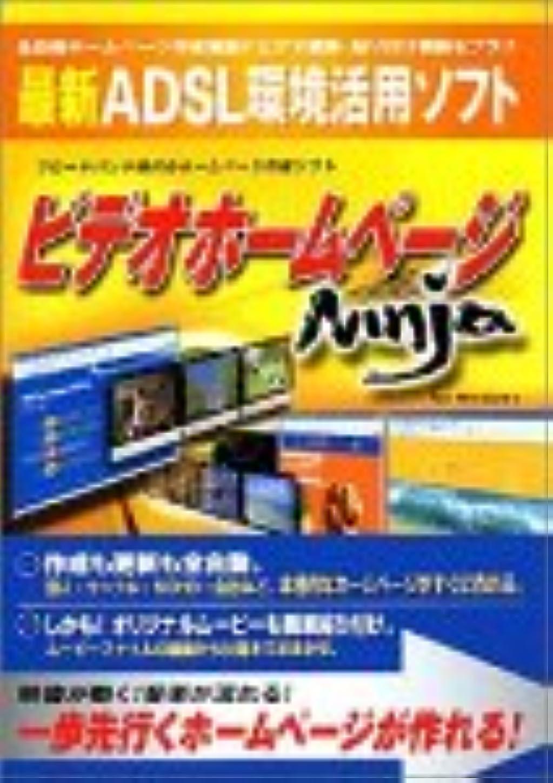 るノベルティ半導体ビデオホームページ Ninja for Windows 特価版