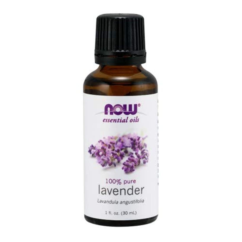 ベット送った本土エッセンシャルオイル ラベンダーオイル 30ml 2個セット ナウフーズ 並行輸入品 NOW Foods Essential Oils Lavender 1 oz Pack of 2