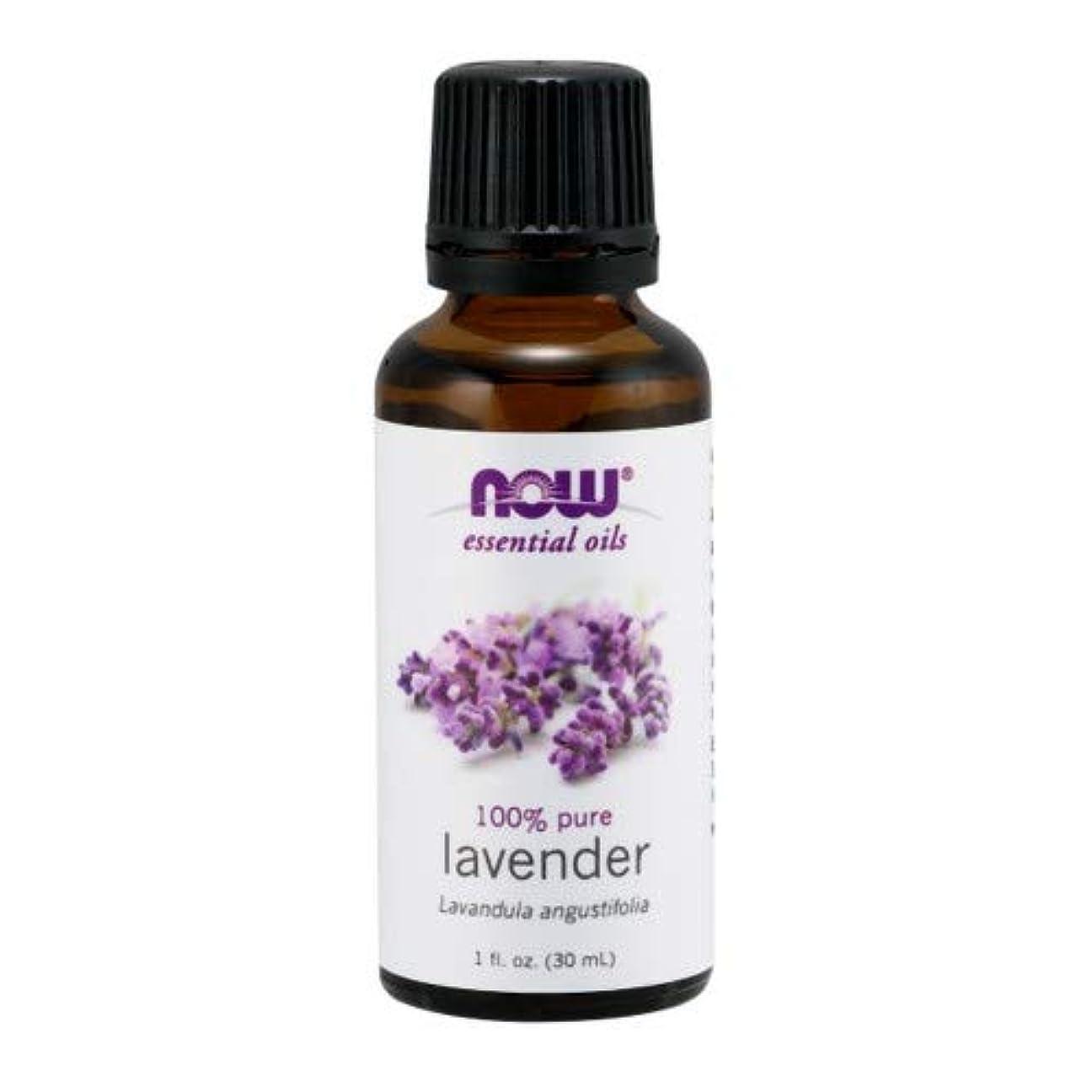 優雅貸すメガロポリスエッセンシャルオイル ラベンダーオイル 30ml 2個セット ナウフーズ 並行輸入品 NOW Foods Essential Oils Lavender 1 oz Pack of 2