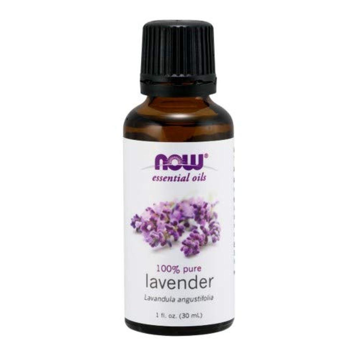ネクタイネクタイ花火エッセンシャルオイル ラベンダーオイル 30ml 2個セット ナウフーズ 並行輸入品 NOW Foods Essential Oils Lavender 1 oz Pack of 2