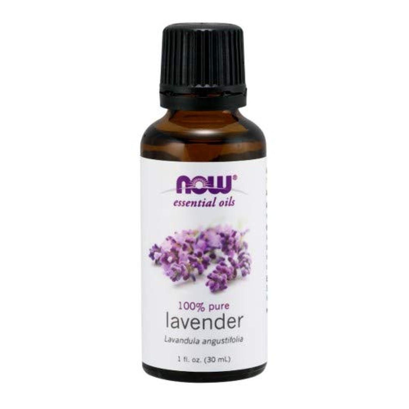 啓示抑制洪水エッセンシャルオイル ラベンダーオイル 30ml 2個セット ナウフーズ 並行輸入品 NOW Foods Essential Oils Lavender 1 oz Pack of 2