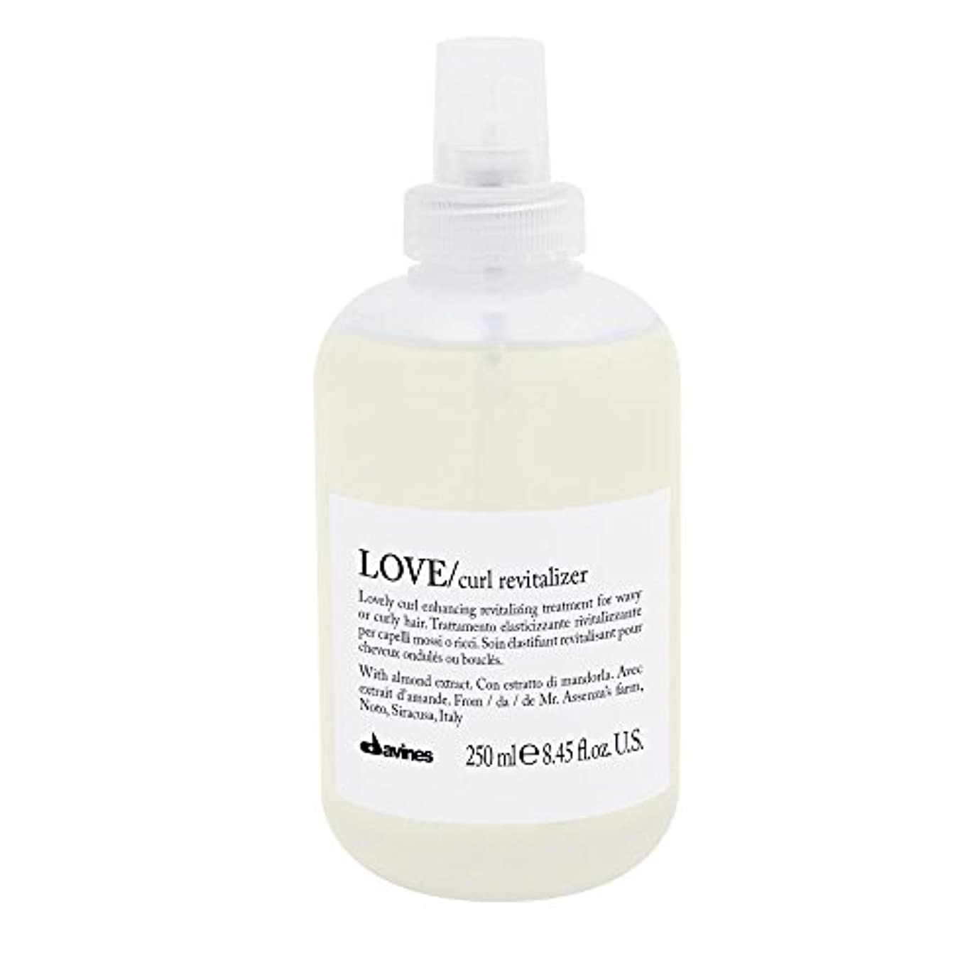 彼女は差し迫った半ばダヴィネス Love Curl Revitalizer (Lovely Curl Enhancing Revitalizing Treatment For Wavy or Curly Hair) 250ml/8.45oz...