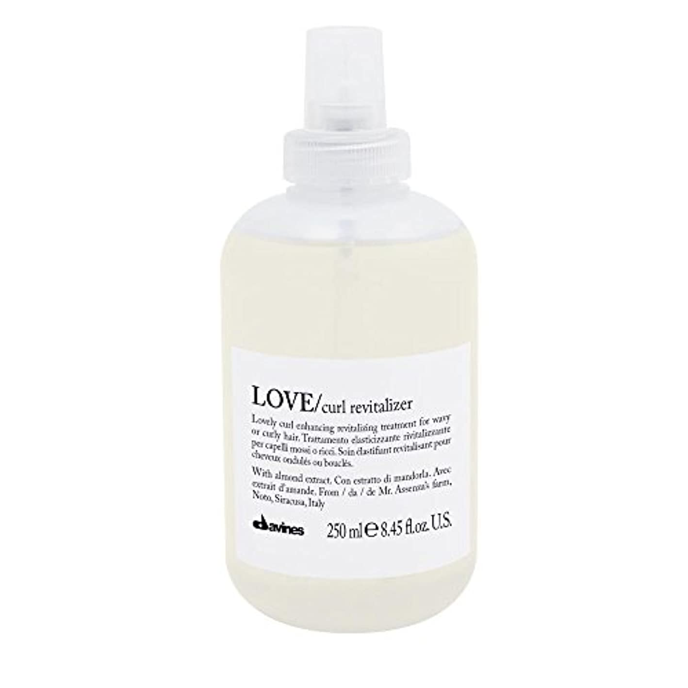 乱雑なサーカス痛みダヴィネス Love Curl Revitalizer (Lovely Curl Enhancing Revitalizing Treatment For Wavy or Curly Hair) 250ml/8.45oz...
