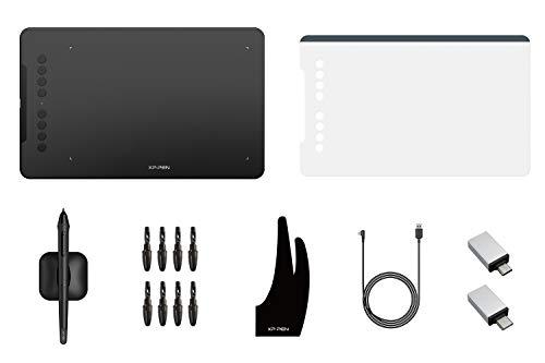 XP-Pen ペンタブレット ペン入力 お絵描き入門モデル Deco01 B07C2TVMNC 1枚目