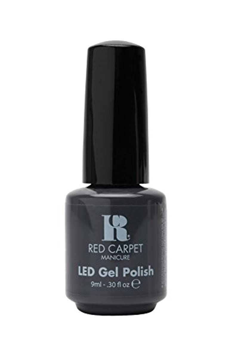 噛む悪性研磨剤Red Carpet Manicure - LED Nail Gel Polish - My Inspiration - 0.3oz/9ml