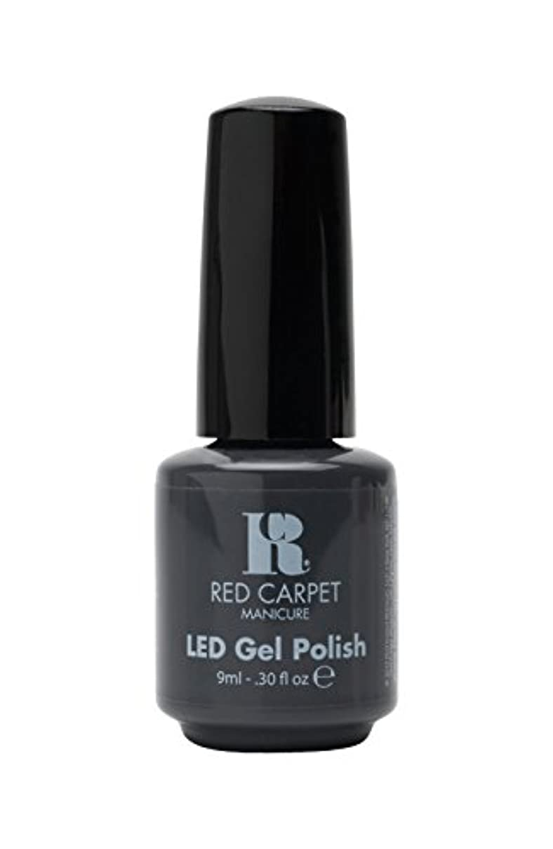 波オークリングバックRed Carpet Manicure - LED Nail Gel Polish - My Inspiration - 0.3oz/9ml