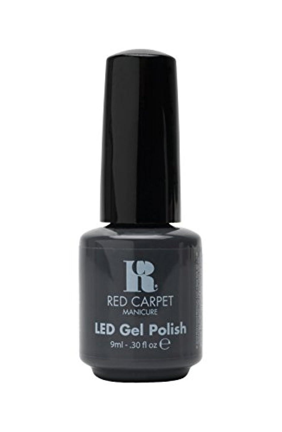 層禁止する振り子Red Carpet Manicure - LED Nail Gel Polish - My Inspiration - 0.3oz/9ml