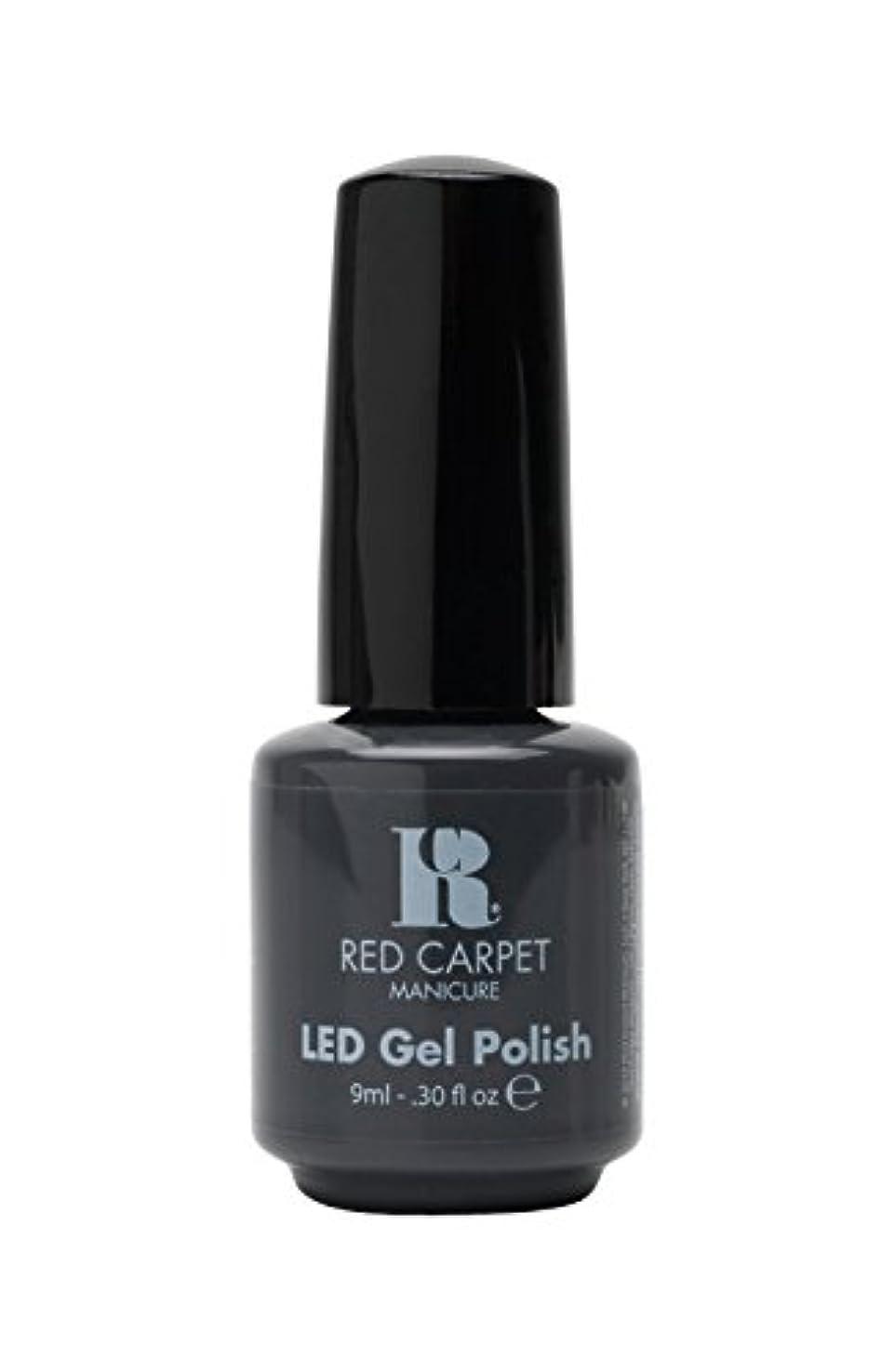 偽装するおしゃれじゃない飛ぶRed Carpet Manicure - LED Nail Gel Polish - My Inspiration - 0.3oz/9ml