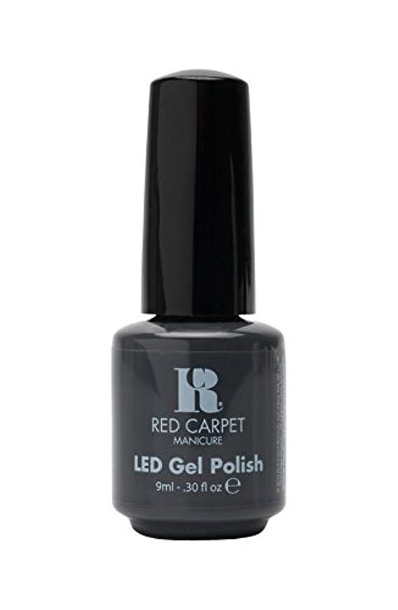 死すべき受取人オーバーフローRed Carpet Manicure - LED Nail Gel Polish - My Inspiration - 0.3oz/9ml