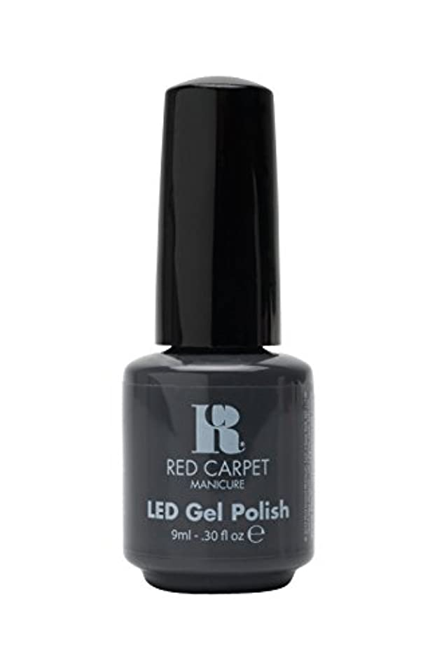 倍増組み合わせイヤホンRed Carpet Manicure - LED Nail Gel Polish - My Inspiration - 0.3oz/9ml