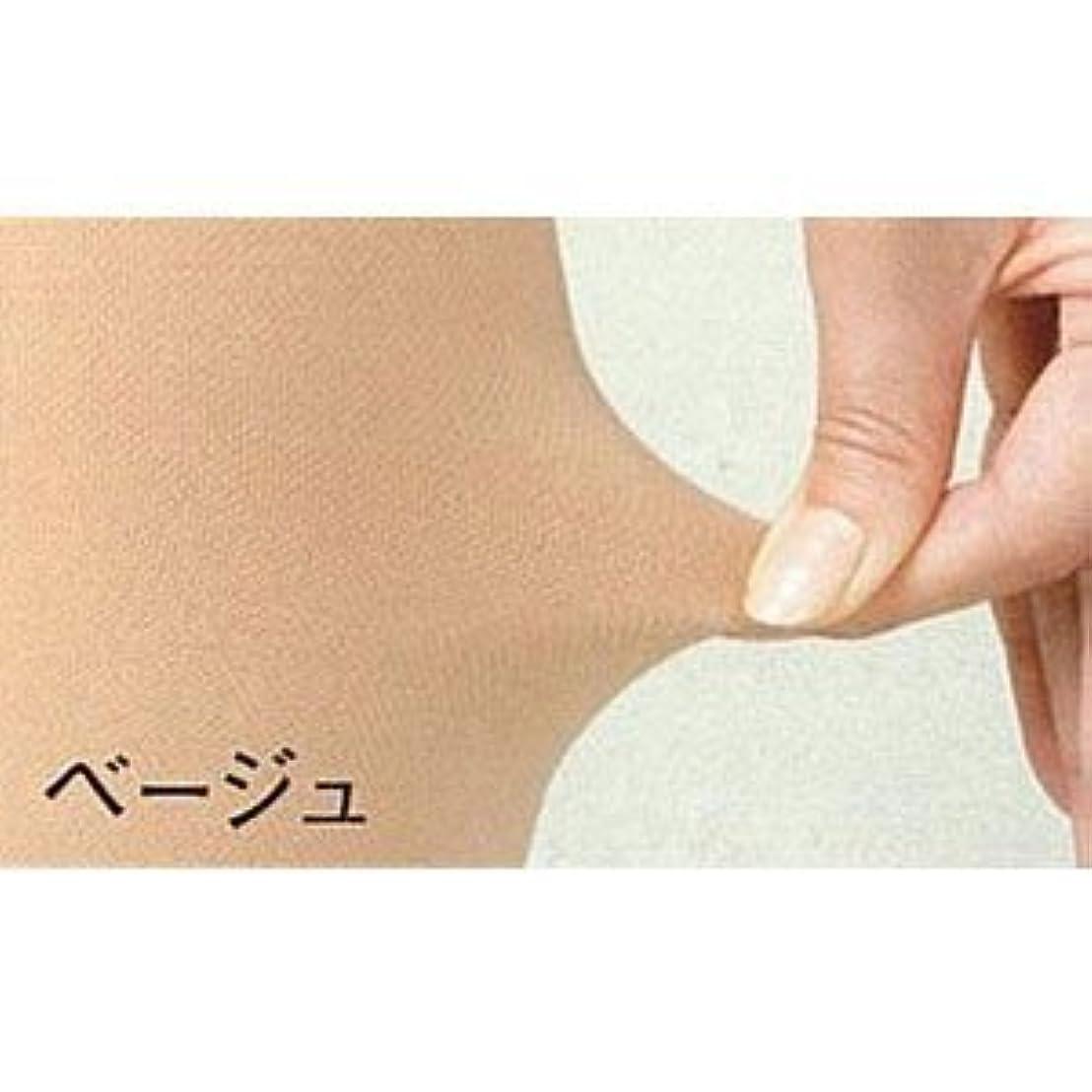 起きろ満了情緒的医療用弾性ストッキング レックスフィット 厚手ストッキング 爪先あり 中圧 Mサイズ ベージュ2612