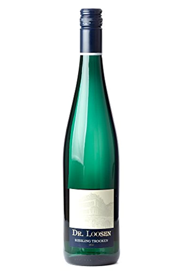 エレメンタルタイプライターメジャードクター?ローゼン リースリング トロッケン 白ワイン 2015 750ml
