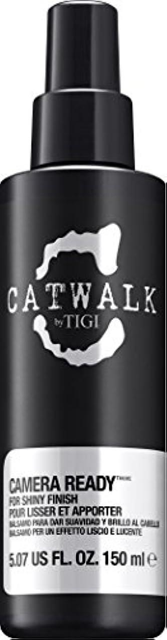 アライアンス創造マウスピースby Tigi CAMERA READY SHINE SPRAY 5.07 OZ by CATWALK
