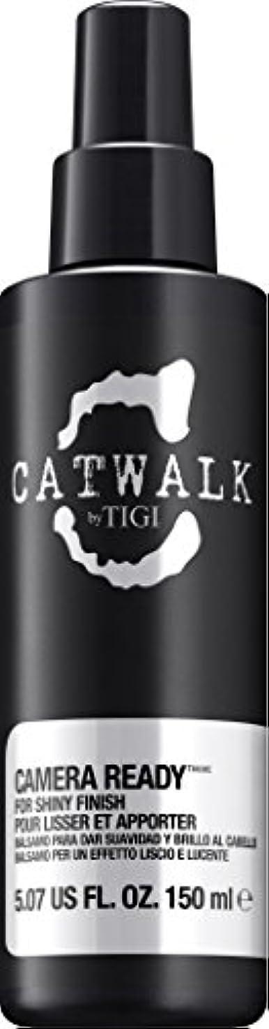 フェミニン先生マイクロby Tigi CAMERA READY SHINE SPRAY 5.07 OZ by CATWALK