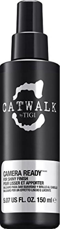 感性ナット真面目なby Tigi CAMERA READY SHINE SPRAY 5.07 OZ by CATWALK