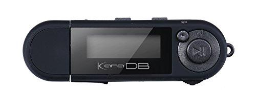グリーンハウス kana DB 単4形アルカリ乾電池対応デジタルオーディオプレーヤー FMラジオ(ワ...