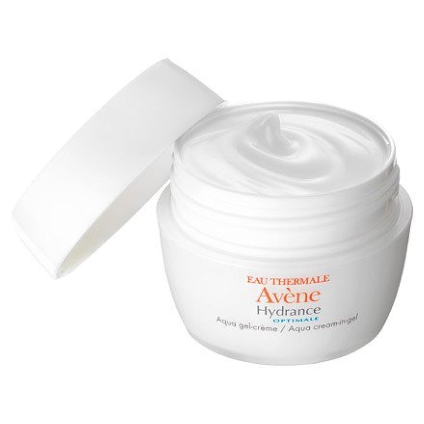 ギャロップ隣接する静的Avene Aqua Cream in Gel アベンヌ ミルキージェル 保湿ジェルクリーム 50g [海外直送品] [並行輸入品]