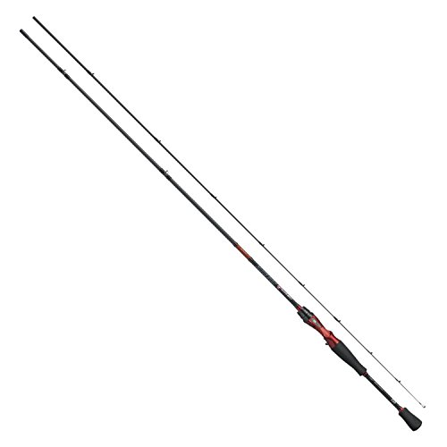 ダイワ(Daiwa) チニングロッド ベイト シルバーウルフ MX 72LB-S 釣り竿