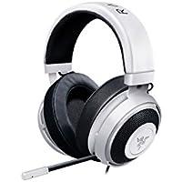 Razer Kraken Pro V2 White Oval ステレオゲーミングヘッドセット【日本正規代理店保証品】RZ04-02050500-R3M1
