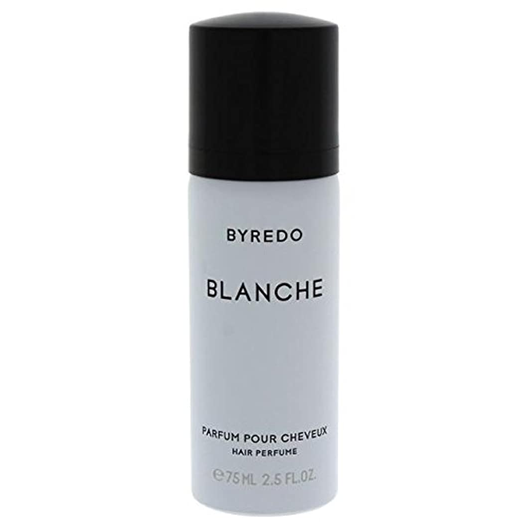 サリー慢イタリックバレード ブランシュ ヘアパフューム 75ml BYREDO BLANCHE HAIR PERFUME