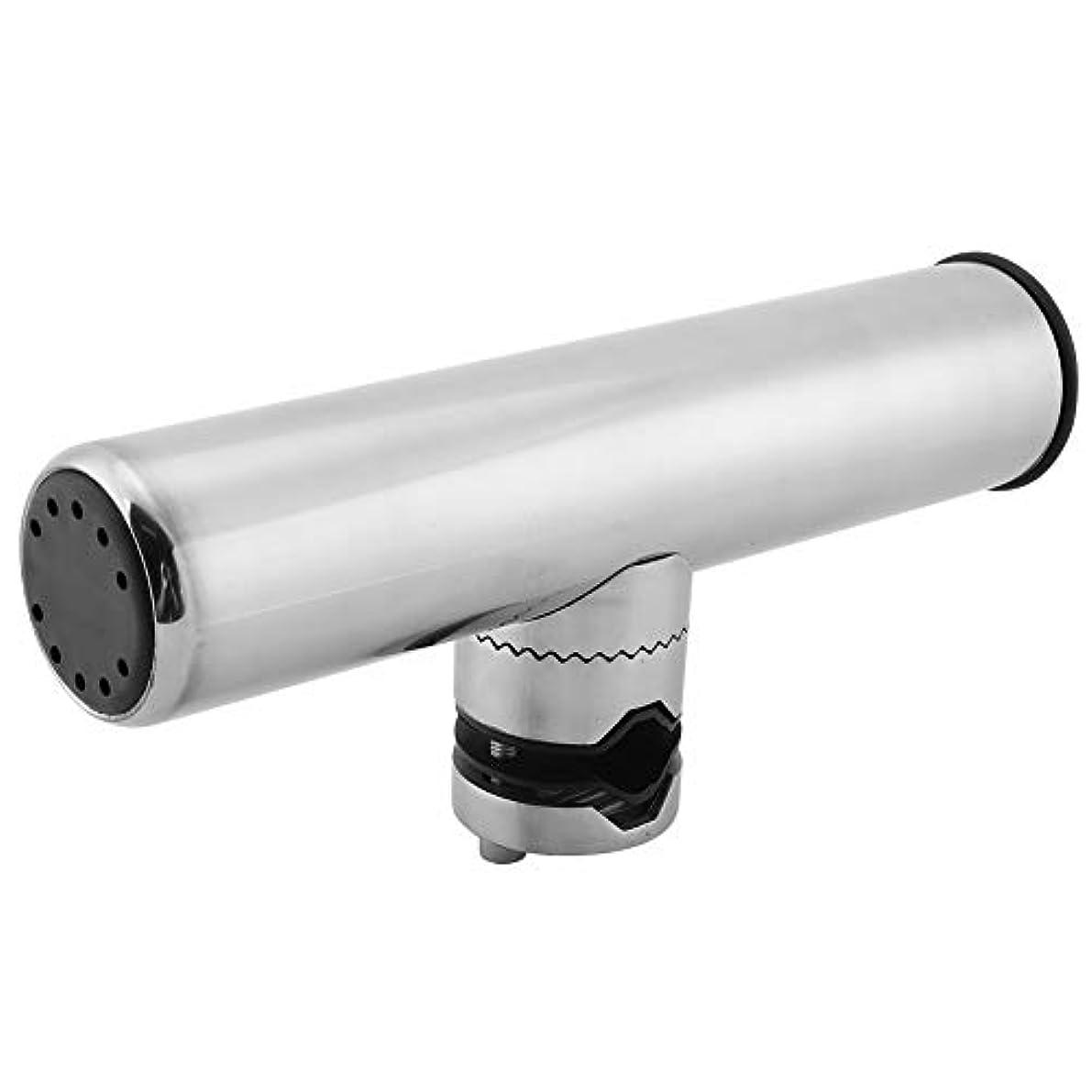 豊富な暗唱する洗剤釣竿 ロッドホルダー 竿立て ロッドスタンド 360度調節可